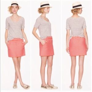 J. Crew Candy Stripe Mini 🍭